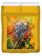 Flower Field Trip Duvet Cover