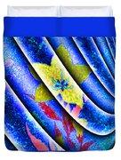 Flower Flux Duvet Cover