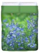 Flower Frenzy Duvet Cover