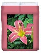 Flower Garden 01 Duvet Cover
