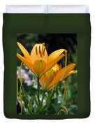 Flower Garden 22 Duvet Cover