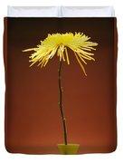 Flower In A Vase Duvet Cover