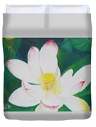 Flower Nectar Duvet Cover