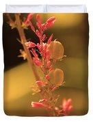 Flower Of Light Duvet Cover