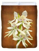 Flower - Orchid - A Gift For You  Duvet Cover