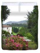 Flower Pot 3 Duvet Cover