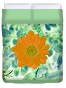 Flower Power 1433 Duvet Cover