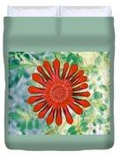 Flower Power 1438 Duvet Cover
