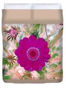 Flower Power 1439 Duvet Cover