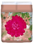 Flower Power 1441 Duvet Cover