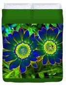 Flower Power 1446 Duvet Cover