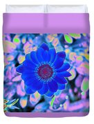 Flower Power 1452 Duvet Cover