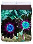 Flower Power 1456 Duvet Cover