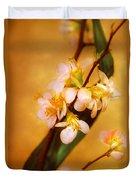 Flower - Sakura - A Touch Of Spring Duvet Cover