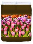 Flower Splash IIi Duvet Cover