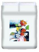 Flower Vase No.1 Duvet Cover