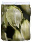 Flower-yacca-bloom Duvet Cover
