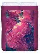 Flowering Blossoms Duvet Cover