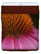 Flowering Inferno Duvet Cover