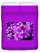Flowers 2078 Acanthus Duvet Cover