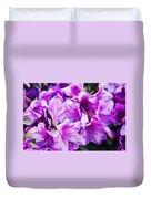 Flowers 2078 Neo Duvet Cover