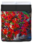 Flowers 3 Duvet Cover
