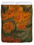 Flowers 5 Duvet Cover