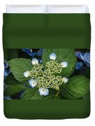 Flowers At Soos Creek Botanical Garden II Duvet Cover