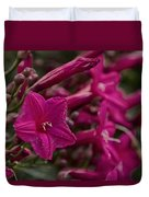 Flowers-waimea Arboretum  Duvet Cover