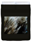 Flowing In The Wind Duvet Cover