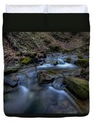 Flowing Waters Duvet Cover
