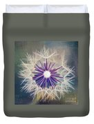Fluffy Sun - 9bt2a Duvet Cover by Variance Collections