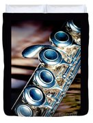Flute Duvet Cover