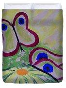 Flutterbeyes Duvet Cover