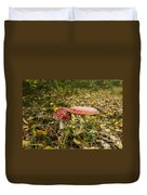Fly Amanita Duvet Cover