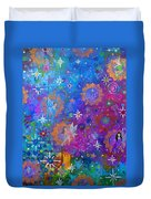 Fly Away To Fairy Day Duvet Cover