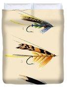 Fly Fishing-jp2095 Duvet Cover