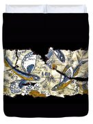Flying Fish No. 3 Duvet Cover
