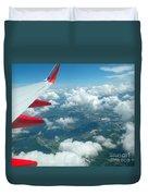 Flying High 3 Duvet Cover