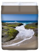 Wave Receding Duvet Cover
