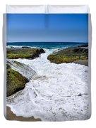Foamy Water Duvet Cover