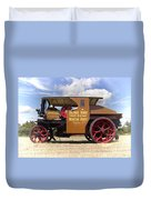 Foden Tractor Duvet Cover