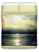 Fog Bank Duvet Cover