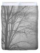 Foggy Days Duvet Cover
