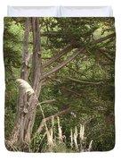 Foliage Art Duvet Cover