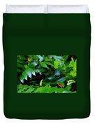 Foliage N Such Duvet Cover