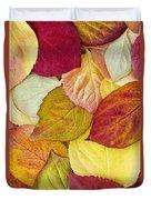 Foliage Quilt Duvet Cover
