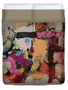 Follies Duvet Cover
