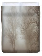 Follow It And Know Your Forests Duvet Cover
