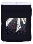 Follow Me - Abstract Photography By Sharon Cummings Duvet Cover
